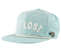 Get Lost - Snapback Cap für Herren - Grün