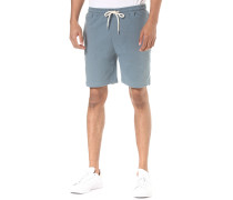 Sweat - Shorts für Herren - Blau