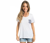 Yooko - T-Shirt für Damen - Weiß