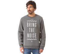 Bring The Noise Crew - Sweatshirt für Herren - Grau