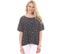 Love - T-Shirt für Damen - Blau