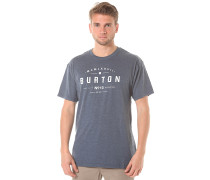 Numeral Slim - T-Shirt für Herren - Blau