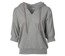 Dover - Kapuzenpullover für Damen - Grau
