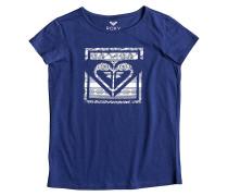 Galaxy Tropical - T-Shirt für Mädchen - Blau