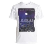 City Box - T-Shirt für Herren - Weiß