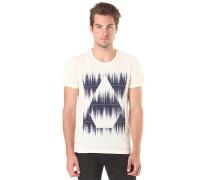 Draining - T-Shirt für Herren - Weiß