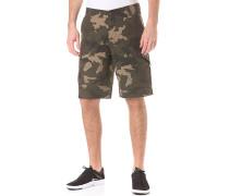 Slambozo - Cargo Shorts für Herren - Camouflage