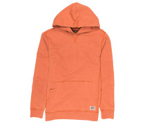 Wave Washed - Kapuzenpullover für Herren - Orange