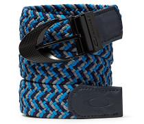 Stretch Braided - Gürtel für Herren - Blau