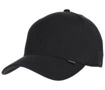 6P FCV Basic Beauty Fitted Cap - Schwarz