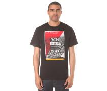 Pass To Barca - T-Shirt für Herren - Schwarz