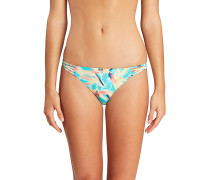 Paradise Slim - Bikini Hose für Damen - Blau