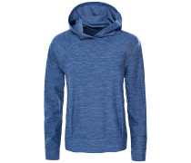 Motivation Classic - Kapuzenpullover für Damen - Blau