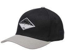 Camp - Snapback Cap für Herren - Schwarz