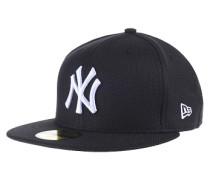 De League Basi New York YankeesFitted Cap Schwarz