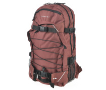 Laptop Louis Laptoprucksack - Rot