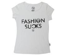 Fsucks Boat - T-Shirt für Damen - Weiß