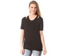 TwoTop - T-Shirt für Damen - Schwarz