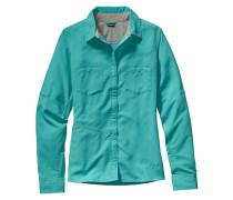 Sol Patrol L/S - Hemd für Damen - Blau