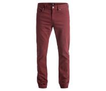 Colour Slim - Jeans für Herren - Rot