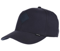6P FCV Basic Beauty Fitted Cap - Blau
