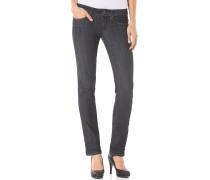 Mid Mid Straight Ivie Superstretch - Jeans für Damen - Blau