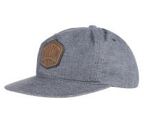 Station - Snapback Cap für Herren - Blau