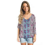 Flower Power - T-Shirt für Damen - Mehrfarbig