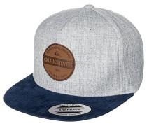 Pier Pressure - Snapback Cap für Herren - Braun