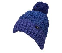 Rigi - Mütze für Damen - Blau