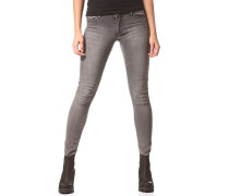 Slim - Jeans für Damen - Grau