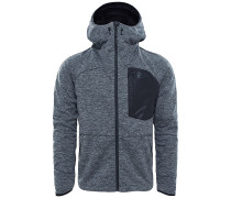Thermoball Windwall - Outdoorjacke für Herren - Schwarz