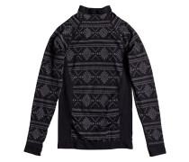 Passana - Langarmshirt für Damen - Schwarz