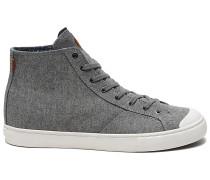 Spike Mid Canvas - Sneaker - Grau