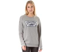 Alfa Crew - Sweatshirt für Damen - Grau