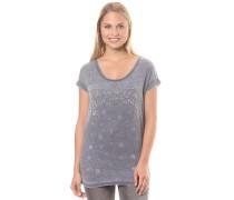 All Night - T-Shirt für Damen - Blau
