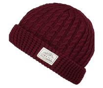 Classy - Mütze für Herren - Rot