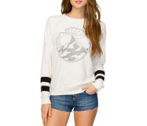 Mia - Sweatshirt für Damen - Weiß