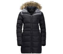 Baffin Island - Outdoorjacke für Damen - Schwarz