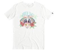 Garm Dye Sperr - T-Shirt für Herren - Weiß