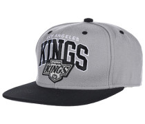 Team Arch 2 Tone LA KingsSnapback Cap Grau