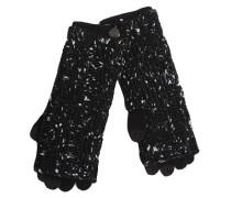 Knit Party - Accessoire für Damen - Schwarz