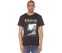 Both Sides - T-Shirt - Schwarz