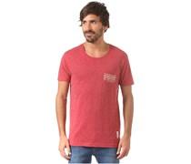 Zimtstern Bryze - T-Shirt für Herren - Rot