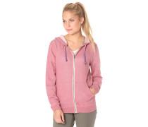 New Signature - Kapuzenjacke für Damen - Pink