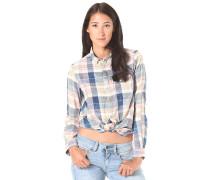 Tacoma 1Pkt BF Stirling Flannel Check - Hemd für Damen - Mehrfarbig