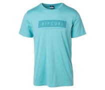 Undertow Logo - T-Shirt - Blau