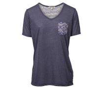 Good Lucky - T-Shirt für Damen - Blau