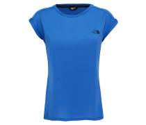 Tanken - T-Shirt für Damen - Blau