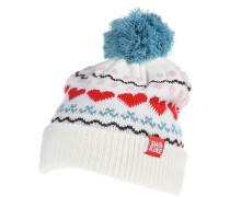 Maggie - Mütze für Damen - Weiß